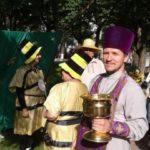 Освящение мёда в Полоцке