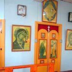 Божественная литургия в храме Рождества Пресвятой Богородицы д. Вороничи
