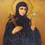 С днём памяти преподобной Евфросинии Полоцкой!