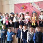 Концерт, посвящённый Дню Матери в ГУО «Горянская детский сад-средняя школа Полоцкого района»