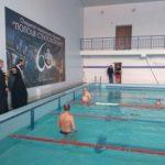 Великое освящение воды в храме Покрова Пресвятой Богородицы г. Полоцка и на прикреплённых территориях